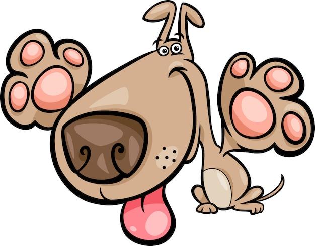 Мультяшные собаки картинки смешные коварные