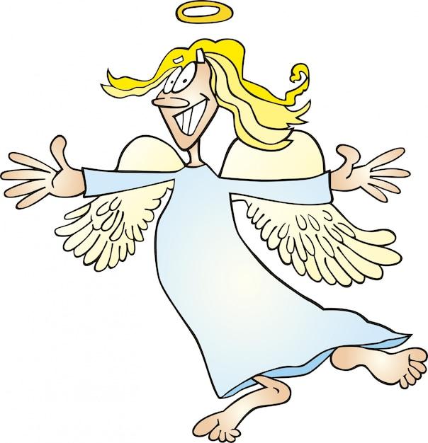 Смешная картинка ангела, смешные