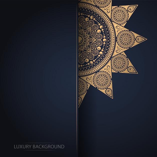 イスラムのベクトルの背景 無料ベクター
