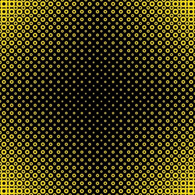 Геометрический фон с круговым фоном Premium векторы
