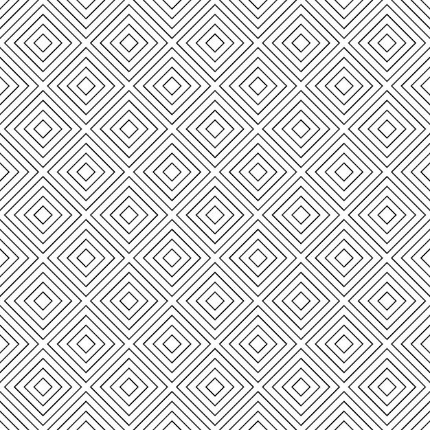菱形パターンの背景 無料ベクター