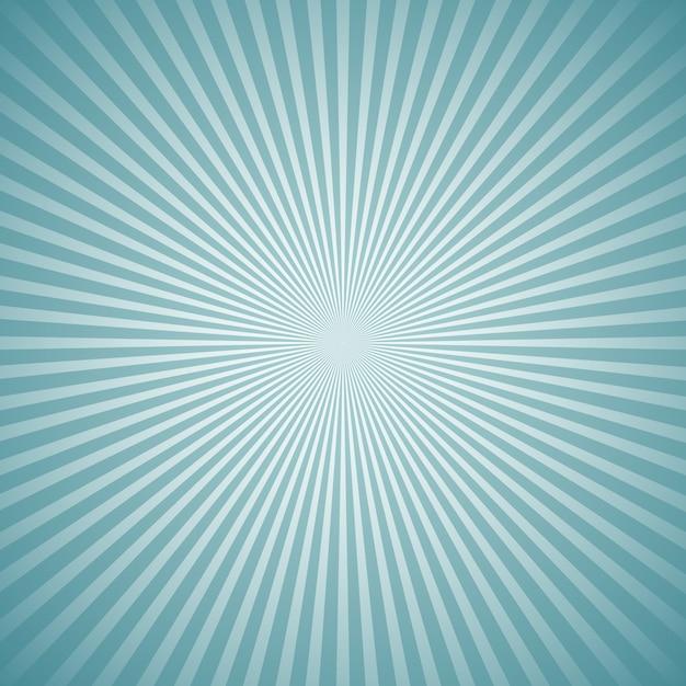 Абстрактные солнечные лучи Premium векторы