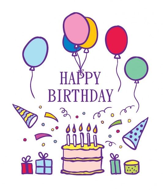 Нарисовать открытку для тети на день рождения, аватария надписью