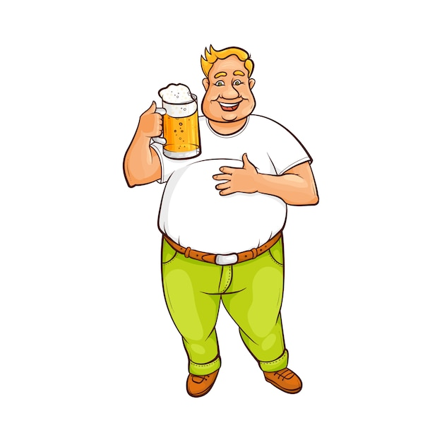 майдони картинка толстого мужика с пивом хотим