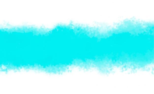 Синий акварельный фон Бесплатные векторы