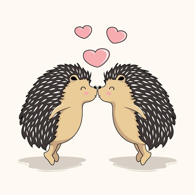 картинки ежик целует королеву спасибо такие