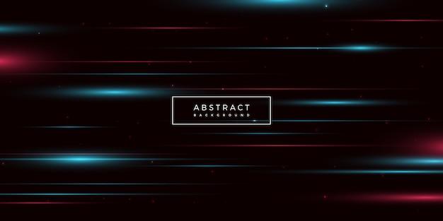 Абстрактный фон, простые линии Premium векторы