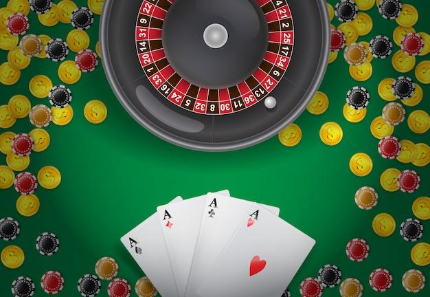 казино покер рулетка