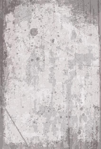 抽象的なグランジモダン。素朴なコンクリートの壁の装飾のテクスチャ。塗られた背景 Premiumベクター