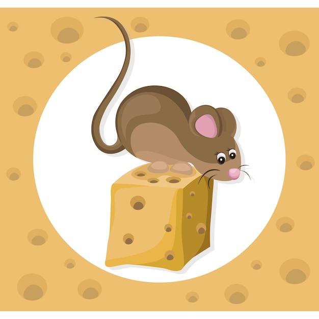 еще картинки мультяшная мышь с подарком всегда чуть-чуть уходил