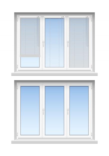 家の装飾のための現代の古典的な白い嫉妬 無料ベクター
