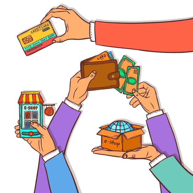 заключается картинка обмен товара на деньги серии любительских