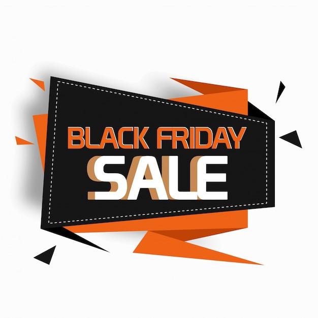 Черная пятница продажа баннера, продажа плаката Premium векторы