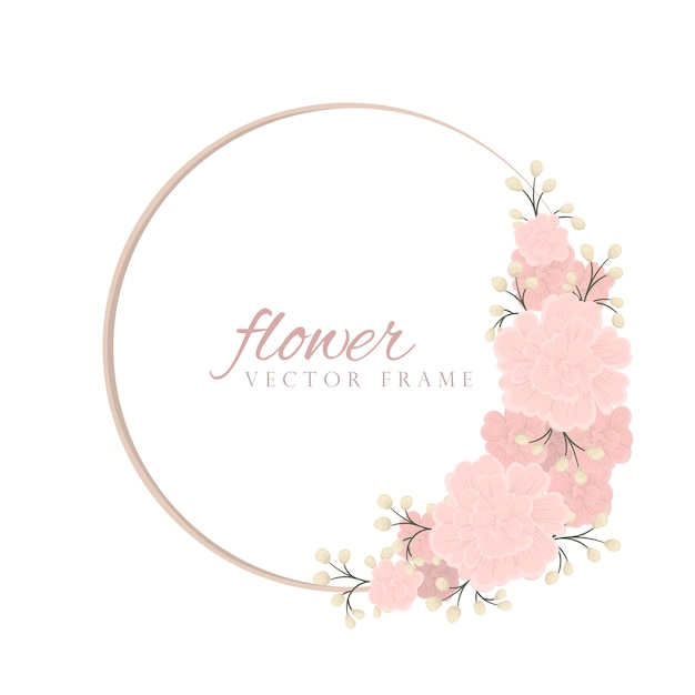 ベクトル図でトレンディなシームレス花柄 無料ベクター