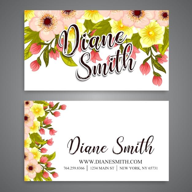 Картинки для визитки магазина цветов