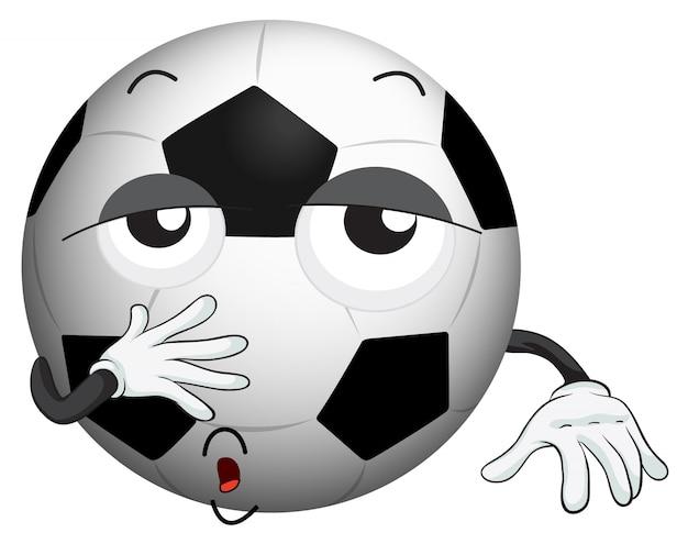 フットボール 無料ベクター