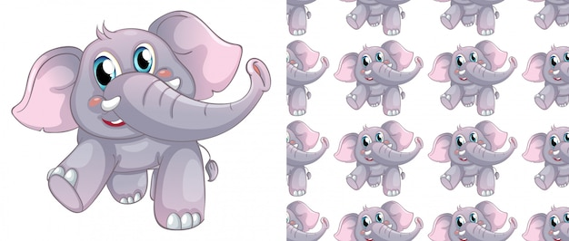 Мультфильм животных Бесплатные векторы