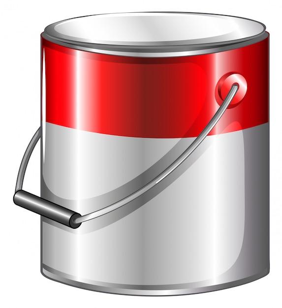 塗料の缶 無料ベクター