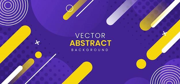 Вектор абстрактный фон Premium векторы