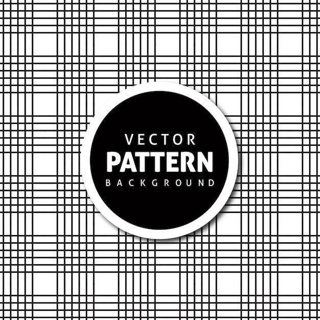 ベクトルチェックパターンの背景デザイン 無料ベクター