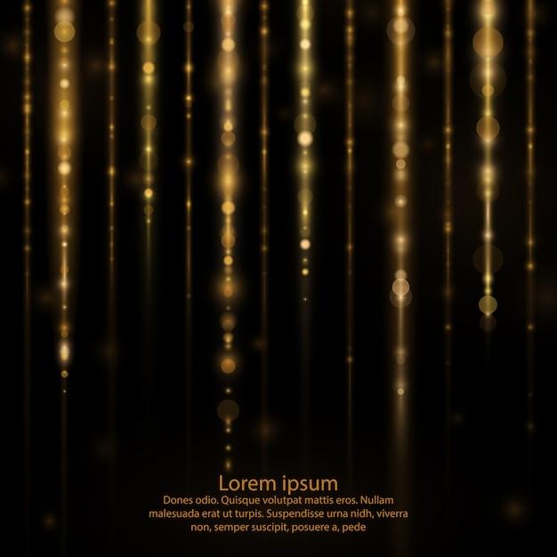 Сверкающая текстура звездной пыли искрится волшебным блеском Premium векторы
