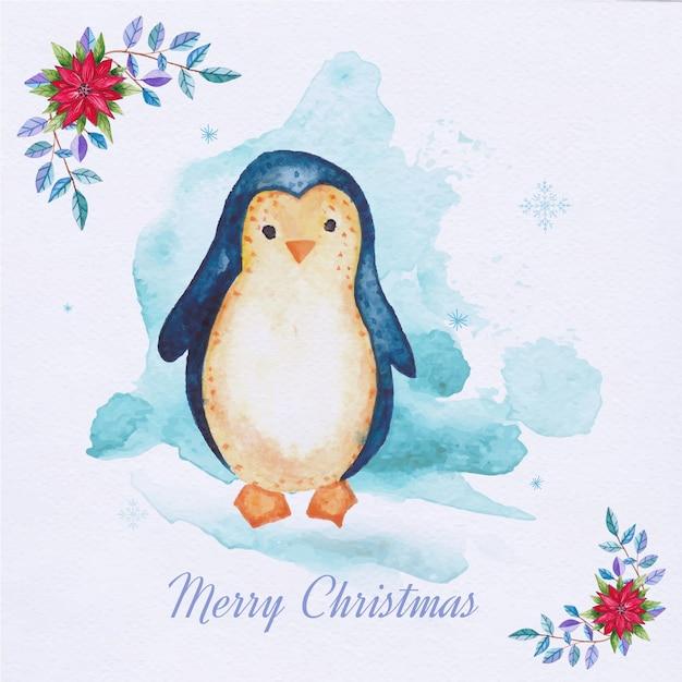 Пингвин открытка, открытку спагетти