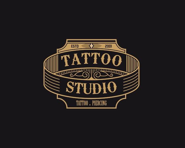 Аутентичные татуировки Premium векторы