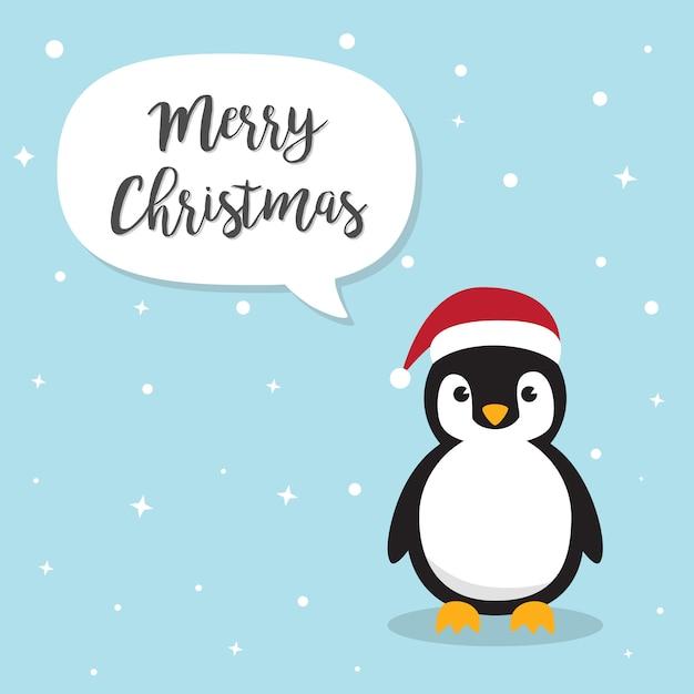 Персонаж мультфильма пингвинов Premium векторы