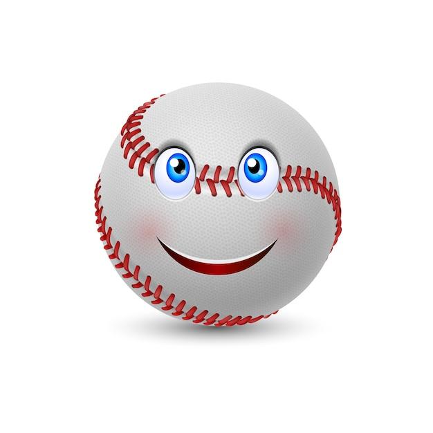 Бейсбол Premium векторы