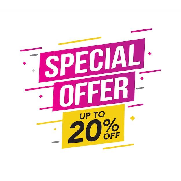 Бирка продажи и специального предложения, ценники Premium векторы