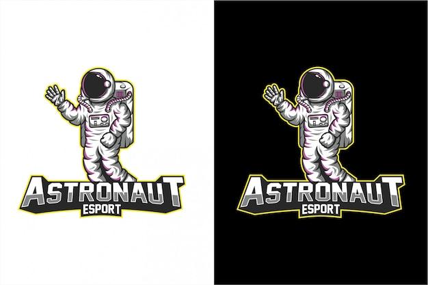 宇宙飛行士 Premiumベクター