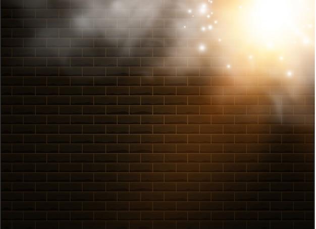 Прозрачный спецэффект выделяется туманом или дымом. белое облако, туман или смог. лучи солнца. белый градиент на прозрачном фоне. солнечная погода на прозрачном фоне. Premium векторы