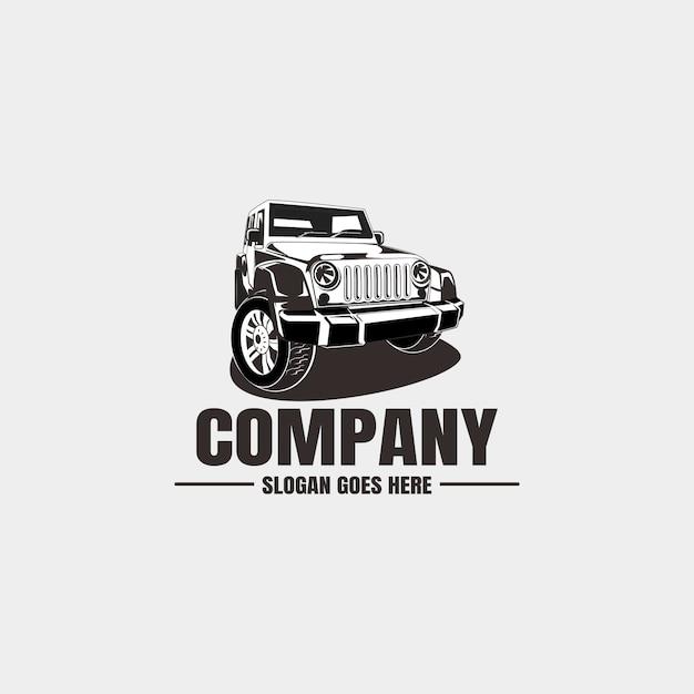 Шаблон логотипа автомобиля Premium векторы