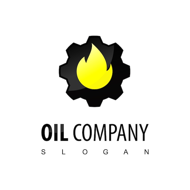 Логотип нефтяной компании Premium векторы