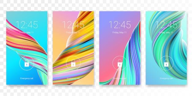 Обои для мобильного телефона и экрана смартфона Абстрактный ... | 313x626