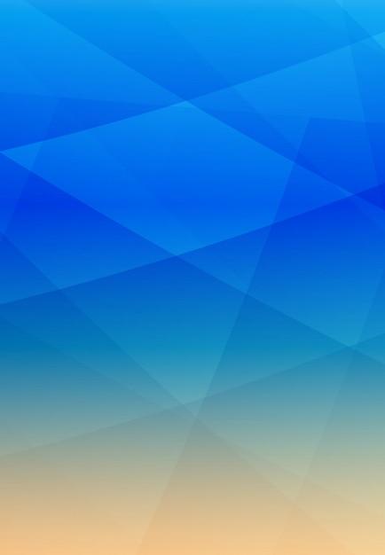 ベクトル抽象幾何学的背景 無料ベクター