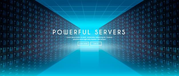 Современные сетевые и интернет-телекоммуникационные технологии Premium векторы