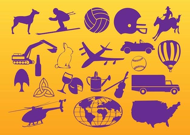 бесплатный векторный клипарт Вектор ...: ru.freepik.com/free-vector/free-vector-clip-art_551057.htm