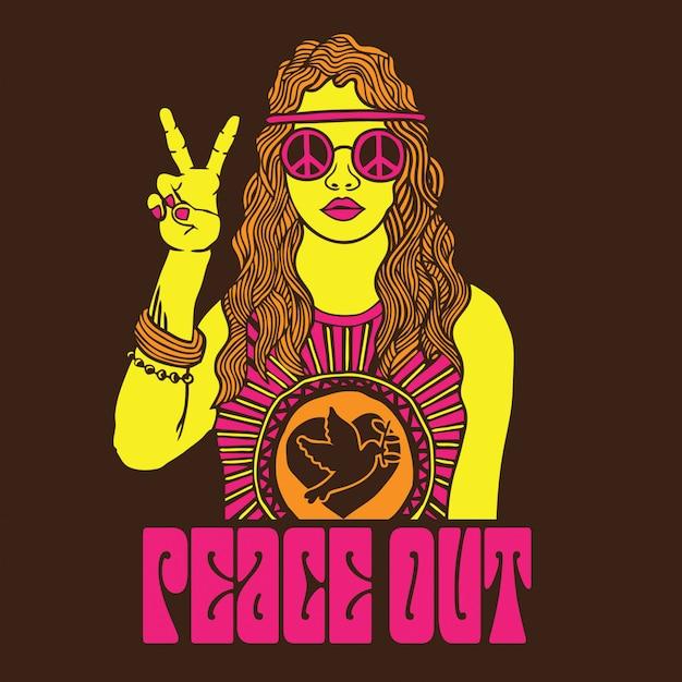 平和 Premiumベクター