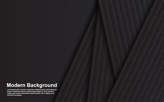 斜めの抽象的な背景のイラストベクターグラフィック Premiumベクター