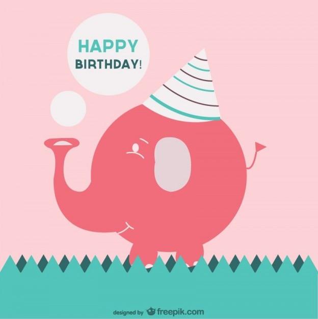 Открытка, открытки с днем рождения хипстерские