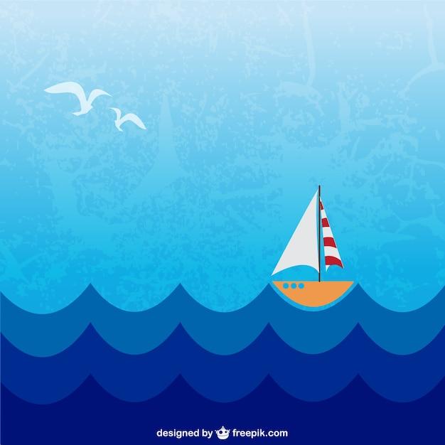 海の無料イラスト ベクター画像 無料ダウンロード