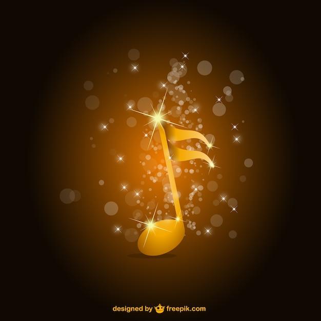 Глянцевая премиум фоновая музыка вектор Бесплатные векторы