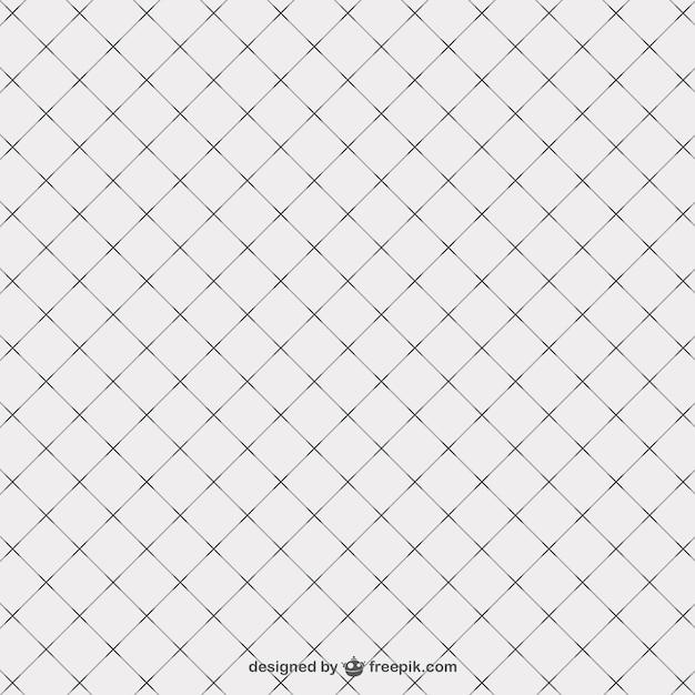 ベクトルのシームレスな菱形パターン 無料ベクター