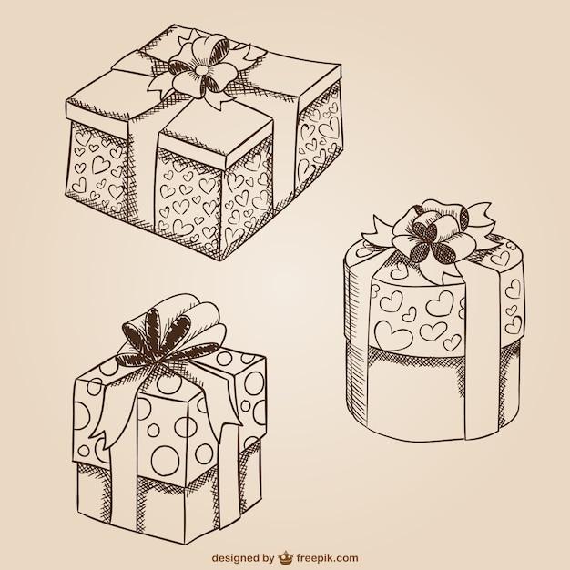 Рисунки на коробочку картинки