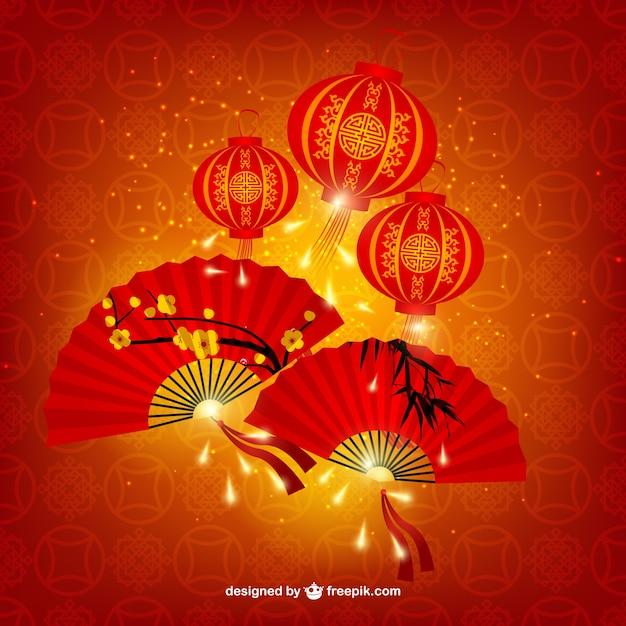 Открытки новогодние китайские, смешная картинка