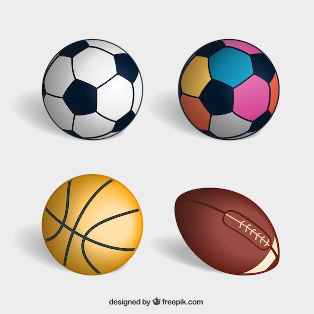 Картинки мячи для всех видов спорта