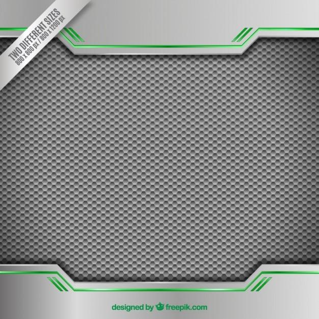 Углеродные волокна фон Бесплатные векторы