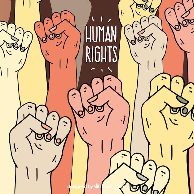 Открытка, права человека картинки без надписей