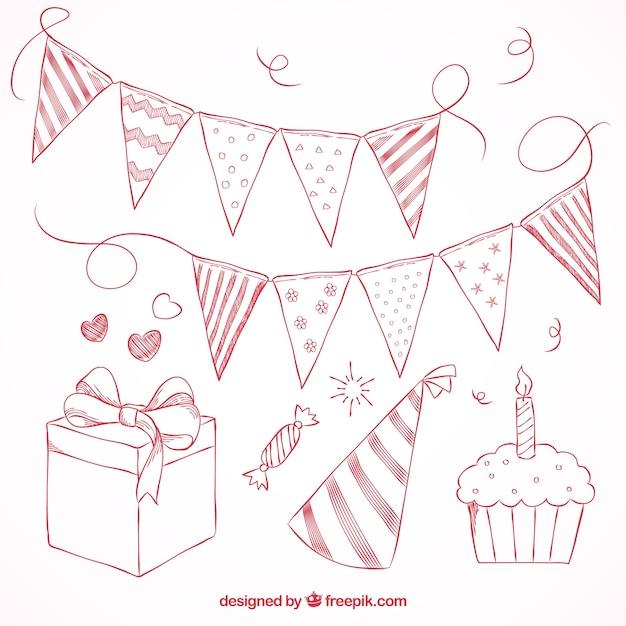 рисунки для украшения открытки на день рождения дальнейшем браке речи